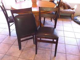 costco furniture dining room furniture brown leather office chairs costco with tile floor and
