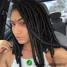 faux dreads with marley hair find more bulk hair information about 14 100g kanekalon faux