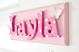 Baby Plaques Personalized Room Door Signs U0026 Bedroom Door Signs By Steve O U0027connell