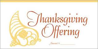 dollar check size thanksgiving offering envelope