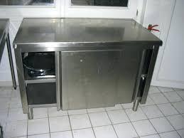 meuble inox cuisine meuble inox cuisine meuble rangement 2 portes 1 actagare inox 120