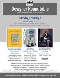 designer roundtable new york book show 2016 winners bigny