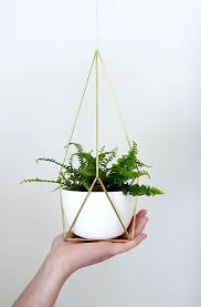 White Hanging Planter by Best 25 Hanging Planters Ideas On Pinterest Indoor Hanging