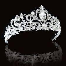 wedding tiaras bridal princess austrian tiara wedding crown veil hair