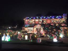 updated map best christmas light displays across long island