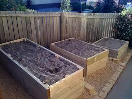 Backyard Planter Designs by Garden Design Garden Design With Part How To Build A Raised