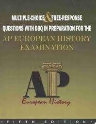 multiple choice and free response questions with dbq in