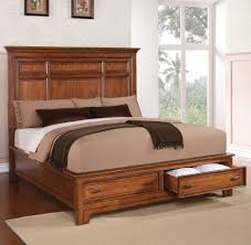 Queen Storage Beds With Drawers Queen Beds From Flexsteel Platform Storage Beds With Drawers
