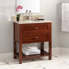 Open Bathroom Vanity by Bathroom Cabinets Unfinished Double Sink Vanity Cabinet Having