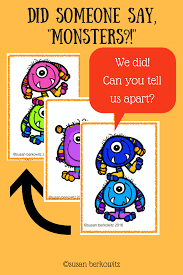 space themed writing paper classroom freebies here is a fun activity that will have kids laughing their way through the game there are 30 little monster game cards for students to practice their