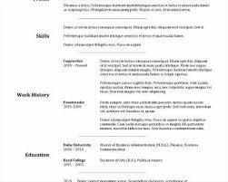 Best Resume Words 2017 by Cv Resume Example Sample Resume123