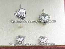 heart ring necklace images Best 925 sterling silver ring earrings and jewelry charms jpg