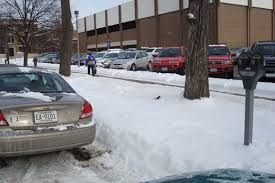 parking services winona state