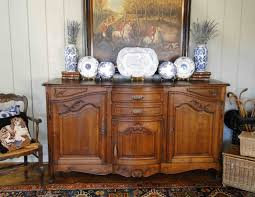 buffets french and english antiques