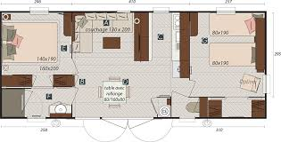 mobil home emeraude 2 chambres irm horizon mobil mobil home neuf et occasion vente et achat