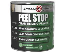 zinsser peel stop binding primer 1l departments diy at b u0026q