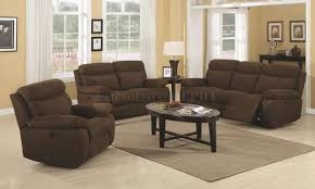 Sofas And Loveseats Sets by Microfiber Sofa Sets And Brown Padded Microfiber Modern Motion