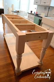 how to build a portable kitchen island how to build a portable kitchen island base cabinets