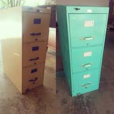 How To Paint A Filing Cabinet Spray Paint Filing Cabinet Bar Cabinet