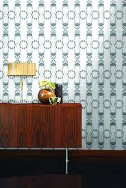 Self Stick Wallpaper by Interior Design Flock Self Adhesive Wallpaper In Storm Grey By