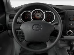toyota steering wheel 2007 toyota tacoma steering wheel interior photo automotive com