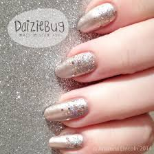 nails inc u0027kings road u0027 foil polish with barry m u0027rose quartz