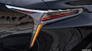 lexus performance hybrid 2018 lexus lc 500h hybrid color caviar tail light hd