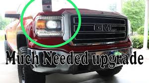 led lights for 2014 gmc sierra 2014 gmc sierra led upgrade youtube