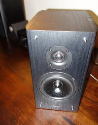 the xm7 speakers bear many of the hallmarks of popular bookshelf