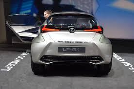 lexus is hatchback lexus lf sa concept little car big style autoguide com news