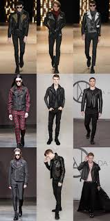 biker style mens boots men u0027s autumn winter 2014 fashion trend punk inspired style