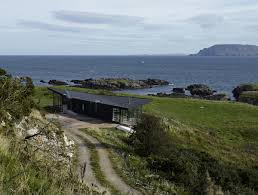 Contemporary Cottage Designs by Modern Cottage Design A Contemporary Sea Side Hide Away In Ireland