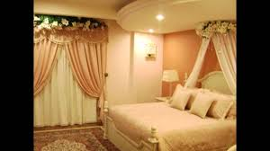 romantic and beautiful bridal bedroom decoration ideas youtube