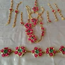 flower jewellery buy artificial flower jewellery anoo flower jewellery