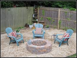 Diy Patio With Pavers Homeroad Building A Fire Pit