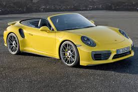 yellow porsche 911 used 2017 porsche 911 convertible pricing for sale edmunds