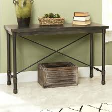 industrial console table with drawers industrial console table style uk with drawers wheels