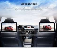Front Door Video Monitor by Aftermarket Android 6 0 Touch Screen Gps Navigation System For