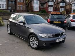 2007 bmw 1 series 118d se manual 5 door grey f s h 2 owners 12