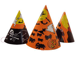 halloween party packs wholesale joblot of 100 sets of halloween party hats and party horns
