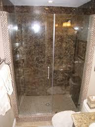 Stone Tile Bathroom Ideas by Tile Shower Designs For Favorite Bathroom Traba Homes