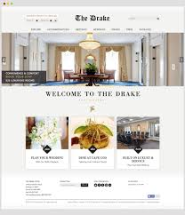 the drake hotel chicago website pei chi yang u2014 visual design