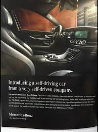 mercedes ads mercedes benz ad labels the 2017 e class a