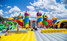 the world u0027s largest bounce house may be coming to a city near you