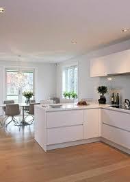 cuisine blanche parquet 53 variantes pour les cuisines blanches cuisine laquée parquet