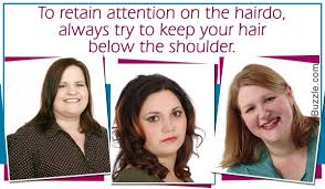 hairstyles for women with a double chin and round face wonderfully stylish hairstyles for double chinned women