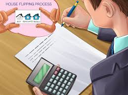 House Flipping Spreadsheet How To Get Rich By Buying And Flipping Real Estate With Pictures