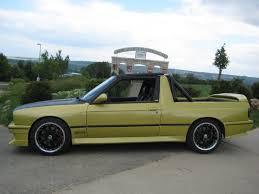 bmw e34 convertible this baur bmw e30 convertible is now a v8 truck autoevolution
