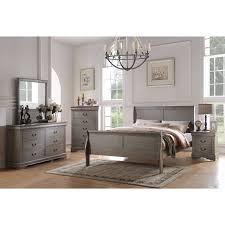 Haynes Furniture Bedroom Dressers Louis Philippe Bedroom Furniture Coaster Louis Philippe Sleigh