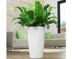 vaso resina bianco vaso in resina 盪 acquista vasi in resina su livingo